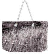 Tall Grasses Weekender Tote Bag