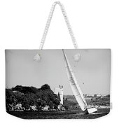 Tall Ship Race 1 Weekender Tote Bag