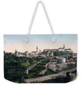 Tallinn Estonia - Formerly Reval Russia Ca 1900 Weekender Tote Bag by International  Images