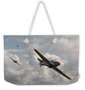 Hurricane - Tally Ho Weekender Tote Bag
