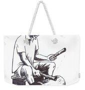 Tambourine Man Weekender Tote Bag