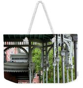 Tampa Architecture Weekender Tote Bag