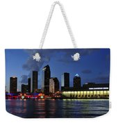 Tampa Convention Center Weekender Tote Bag