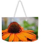 Tangerine Summer Weekender Tote Bag