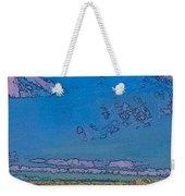 Taos Abstract Weekender Tote Bag