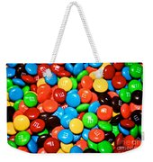 Tasting Color Weekender Tote Bag