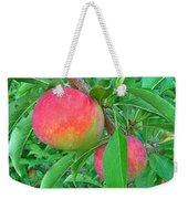 Tasty Organic Plums Weekender Tote Bag