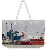 Tate And Lyle Silvertown Weekender Tote Bag