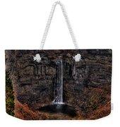 Taughannok Falls II - Hdr Weekender Tote Bag