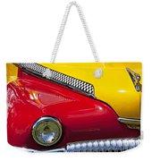 Taxi De Soto Weekender Tote Bag