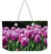 Taylor's Tulips Weekender Tote Bag