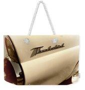 Tbird Weekender Tote Bag