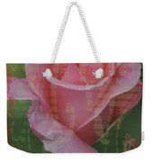 Tea Rose - Asia Series Weekender Tote Bag