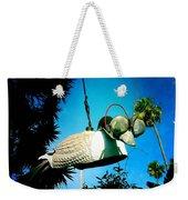 Tea Strainer Duck Weekender Tote Bag
