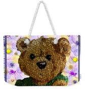 Ted E. Bear Weekender Tote Bag