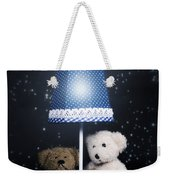 Teddy Bears Weekender Tote Bag by Joana Kruse