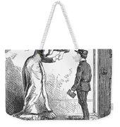 Telegram: Death, 1879 Weekender Tote Bag