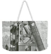 Telescope At The Paris Obervatory Weekender Tote Bag