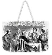 Temperance Movement, 1856 Weekender Tote Bag