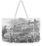 Temperance Rally, 1853 Weekender Tote Bag