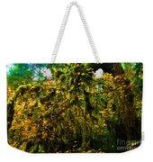 Temperate Rain Forest Weekender Tote Bag
