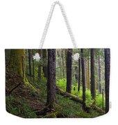 Temperate Rain Forest, Carmanah-walbran Weekender Tote Bag