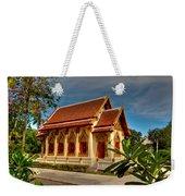 Temple Weekender Tote Bag