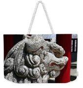 Temple Guard Weekender Tote Bag
