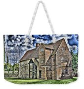 Temple Manor Weekender Tote Bag