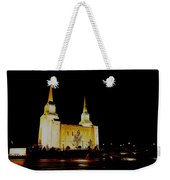 Temple Of The Later Day Saints Weekender Tote Bag