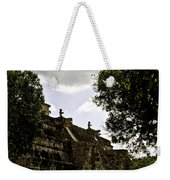 Temple Of The Warriors Two Weekender Tote Bag