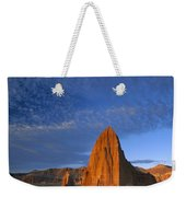 Temples Of The Sun And Moon Weekender Tote Bag by Tim Fitzharris