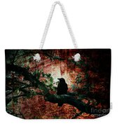 Tempting Fate Weekender Tote Bag