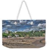 Tenby North Beach 2 Weekender Tote Bag