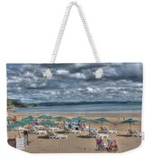 Tenby North Beach 3 Weekender Tote Bag