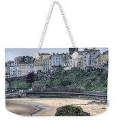 Tenby Over North Beach Weekender Tote Bag