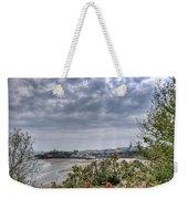 Tenby Pembrokeshire Weekender Tote Bag