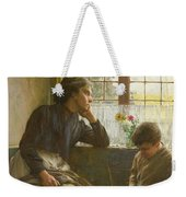 Tender Grace Of A Day That Is Dead Weekender Tote Bag by Walter Langley