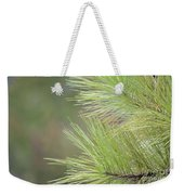 Tender Pines Weekender Tote Bag
