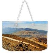 Tenerife Volcanic Landscape Weekender Tote Bag