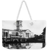 Tennessee Centennial - Nashville - Auditorium - C 1897 Weekender Tote Bag by International  Images