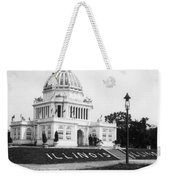 Tennessee Centennial In Nashville - Illinois Building - C 1897 Weekender Tote Bag