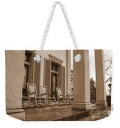Tennessee Plantation Porch Weekender Tote Bag