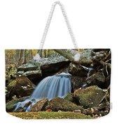 Tennessee Waterfall 5962 Weekender Tote Bag