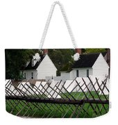 Tenting On The Green Weekender Tote Bag