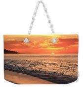 Tequila Sunrise Weekender Tote Bag