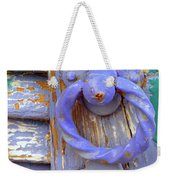 Terrace Door Weekender Tote Bag