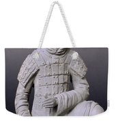 Terracotta Warrior  Weekender Tote Bag