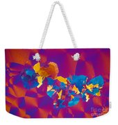 Testosterone Crystal Weekender Tote Bag