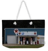 Texaco Gas Station Weekender Tote Bag